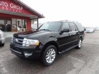 Options:  2016 Ford Expedition With The Comfort And