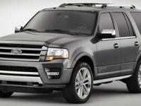 2016 Ford Expedition Limited!!! 4x4!!! Turbo-Charged!!!
