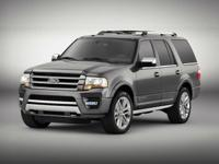 2016 Ford Expedition XLT FORD CERTIFIED Shadow Black