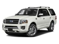 This 2016 Ford Expedition 4WD 4dr XLT is offered to you