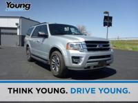 2016 Ford Expedition XLT IN Ingot Silver Metallic,