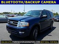 Clean CARFAX. Blue Jeans Metallic 2016 Ford Expedition
