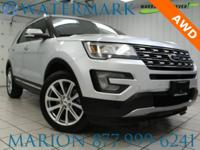 Explorer Limited AWD, Navigation, Backup Camera, Power