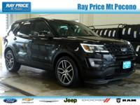 Explorer Sport, Ford Certified Pre-Owned Certified, 4D