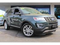 New Price! 2016 Ford Explorer XLT Awards: * 2016