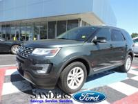 This Ford Explorer has a powerful Regular Unleaded V-6