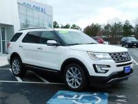 2016 Ford Explorer Limited Four Wheel Drive With