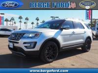This SILVER 2016 Ford Explorer Limited might be just