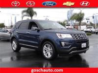 This outstanding example of a 2016 Ford Explorer
