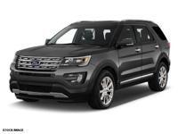 Recent Arrival! 2016 Ford Explorer Limited** CARFAX