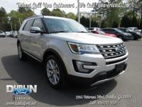 2016 Ford Explorer Limited  *BLUETOOTH MP3*, *STILL