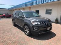This 2016 Ford Explorer Limited is offered to you for