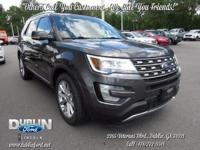 2016 Ford Explorer Limited  Recent Arrival! *BLUETOOTH
