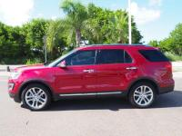 This 2016 Ford Explorer Limited is complete with