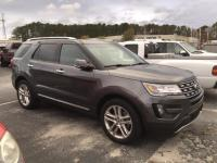 Introducing the 2016 Ford Explorer! Both practical and