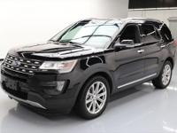 This awesome 2016 Ford Explorer comes loaded with the