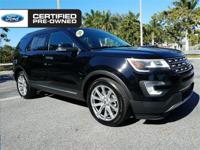 ***AUTOCHECK 1 OWNER***, Ford Certified Pre-Owned, ***7