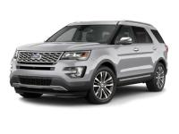 2016 Ford Explorer Platinum Burnt Orange CARFAX