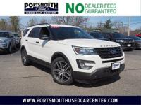 2016 Ford Explorer Sport *NO DOC FEES*, AWD. Clean