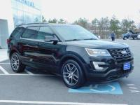 2016 Ford Explorer Sport Four Wheel Drive With