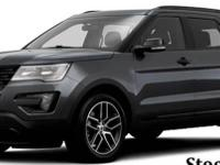 Options:  2016 Ford Explorer Sport Suv