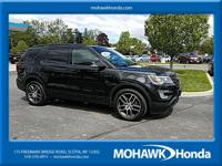 NAVIGATION, LEATHER, AWD, BLUETOOTH HANDSFREE, CLEAN