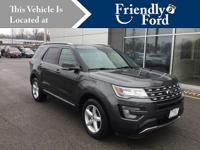 CARFAX One-Owner. Clean CARFAX. Gr 2016 Ford Explorer