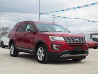 For a smoother ride, opt for this 2016 Ford Explorer