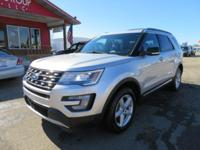 Options:  2016 Ford Explorer Heated Leather Seats!