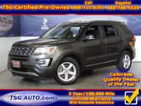 **** JUST IN FOLKS! THIS 2016 FORD EXPLORER XLT HAS