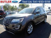 The Explorer has a V6, 3.5L high output engine. The