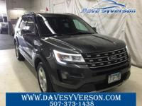 Magnetic+2016+Ford+Explorer+XLT+AWD+6-Speed+Automatic+w