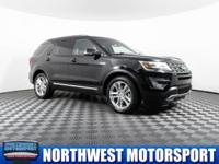 Clean Carfax One Owner 4x4 SUV with Backup Camera and