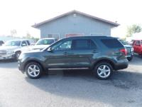 Options:  2016 Ford Explorer Navigation! With A Fresh