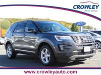 2016 Ford Explorer XLT in Magnetic Metallic AWD. 3rd