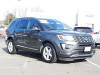 2016 Ford Explorer XLT AWD 6-Speed Automatic 3.5L