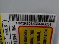 XLT TRIM, 4X4, 1-OWNER, CLEAN AUTOCHECK, POWER SUNROOF,