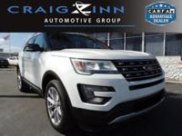 PREMIUM & KEY FEATURES ON THIS 2016 Ford Explorer
