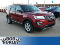 The 2016 Explorer shines with sharp satin chrome