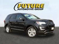 Come see this 2016 Ford Explorer XLT. Its Automatic