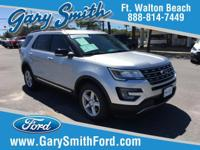Options:  2016 Ford Explorer Xlt|Awd. Gasoline! What A
