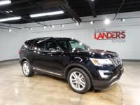XLT, Leather-Trimmed Heated Bucket Seats, Navigation