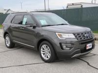CARFAX One-Owner. Magnetic 2016 Ford Explorer XLT FWD