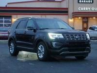 2016 Ford Explorer CARFAX One-Owner. Clean CARFAX.