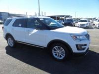This 2016 Explorer is for Ford lovers looking