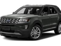 Options:  2016 Ford Explorer Xlt|Recent Arrival! Carfax
