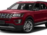 Options:  2016 Ford Explorer Xlt|Miles: 17640Color: