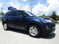 *2016 Ford Explorer XLT**** Just Locally Traded **