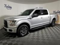 Recent Arrival! 2016 Ford F-150 Silver   #1 since 1931!