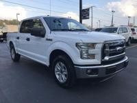 Options:  2016 Ford F-150  This 2016 Ford F-150 4Dr